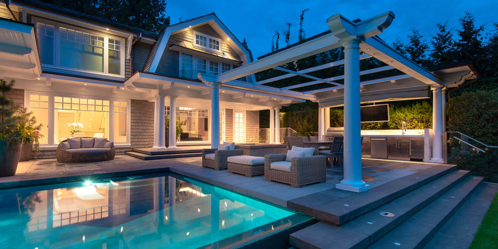 Creating Beautiful Outdoor Living Spaces since 2003